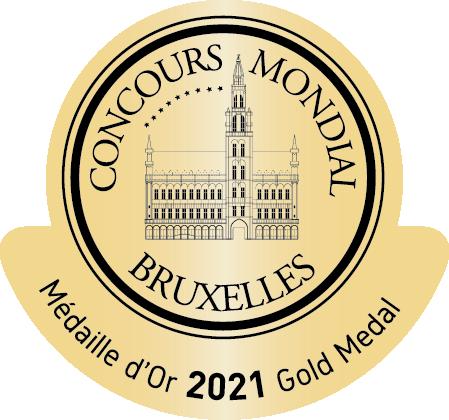cmb2021 gold medal